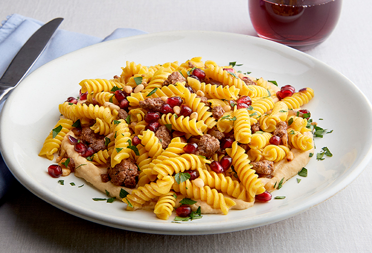 Ronzoni® - Ronzoni Turmeric - The Pasta That Calls America Home™