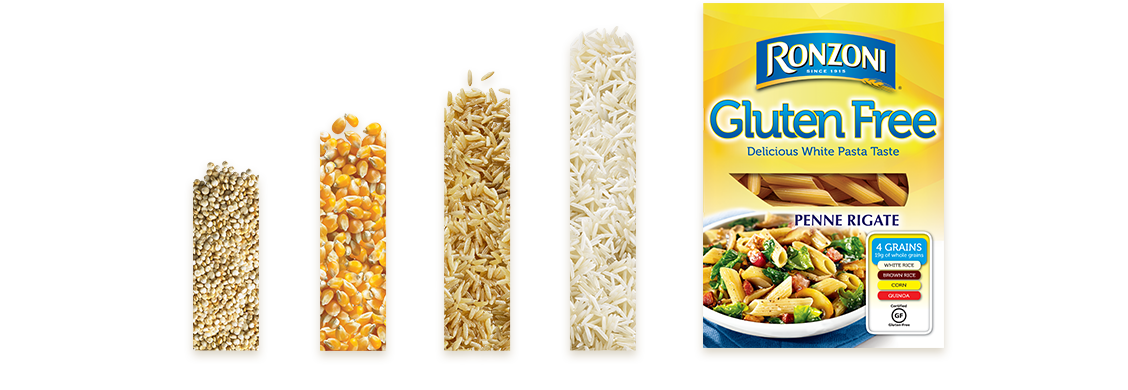 Ronzoni® - Gluten Free - The Pasta That Calls America Home™